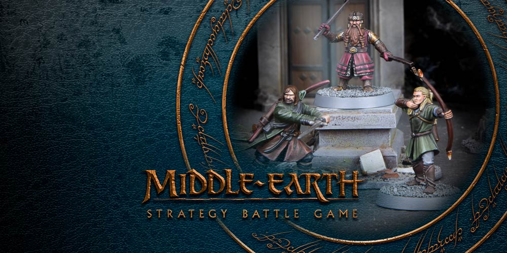 Middle-Earth SBG